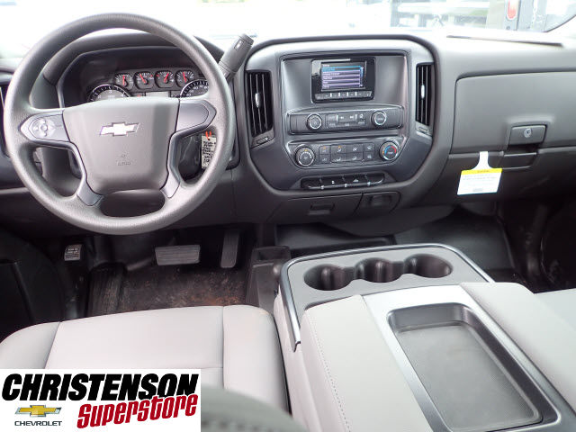 2015 Silverado 3500 Crew Cab 4x4, Knapheide Service Body #50804 - photo 9