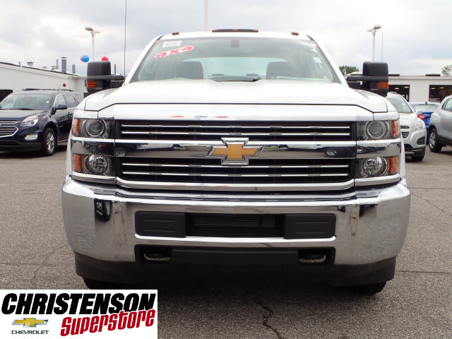 2015 Silverado 3500 Crew Cab 4x4, Knapheide Service Body #50804 - photo 3