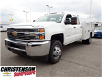 2015 Silverado 3500 Crew Cab 4x4, Knapheide Service Body #50804 - photo 1