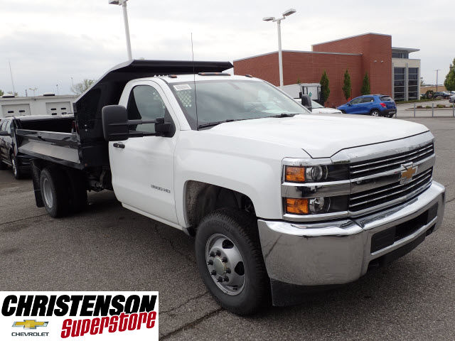 2016 Silverado 3500 Regular Cab 4x4, Knapheide Dump Body #61113 - photo 3
