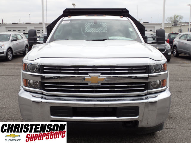 2016 Silverado 3500 Regular Cab 4x4, Knapheide Dump Body #61113 - photo 4