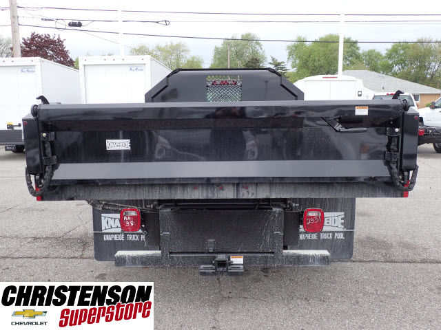 2016 Silverado 3500 Regular Cab 4x4, Knapheide Dump Body #61113 - photo 5