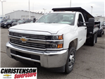 2016 Silverado 3500 Regular Cab 4x4, Knapheide Dump Body #61113 - photo 1