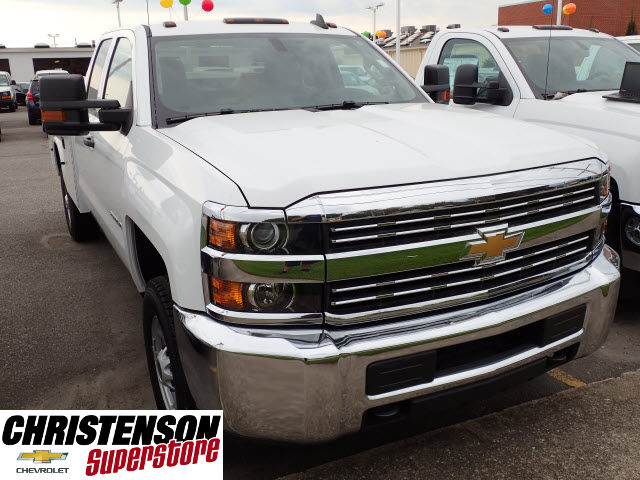 2016 Silverado 2500 Double Cab 4x4, Service Body #61202 - photo 3