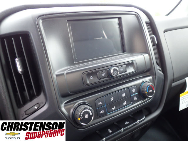 2016 Silverado 2500 Double Cab 4x4, Service Body #61202 - photo 10