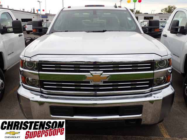 2016 Silverado 2500 Double Cab 4x4, Service Body #61202 - photo 4