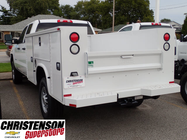 2016 Silverado 2500 Double Cab 4x4, Service Body #61202 - photo 2