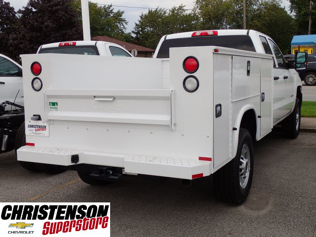 2016 Silverado 2500 Double Cab 4x4, Service Body #61202 - photo 6