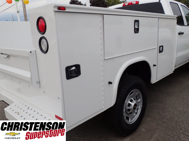 2016 Silverado 2500 Double Cab 4x4, Service Body #61202 - photo 7