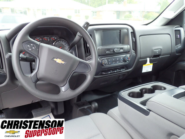 2016 Silverado 2500 Double Cab 4x4, Service Body #61202 - photo 9