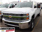 2016 Silverado 2500 Double Cab 4x4, Service Body #61202 - photo 1