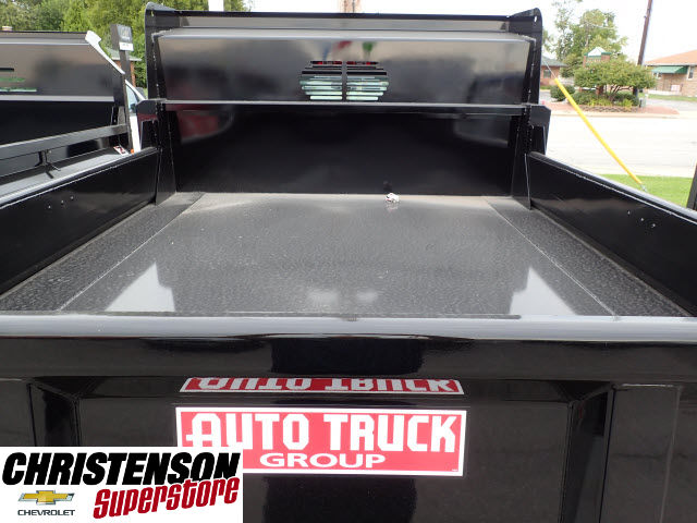 2016 Silverado 3500 Crew Cab 4x4, Dump Body #61252 - photo 7