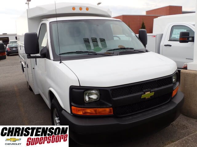 2016 Express 3500, Service Utility Van #61339 - photo 3
