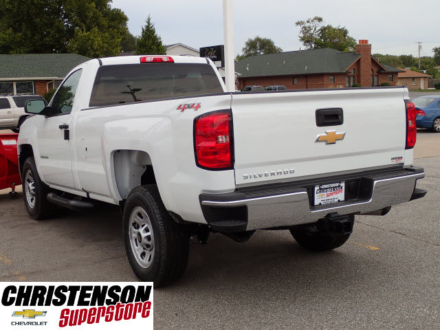 2016 Silverado 2500 Regular Cab 4x4, Pickup #61459 - photo 2