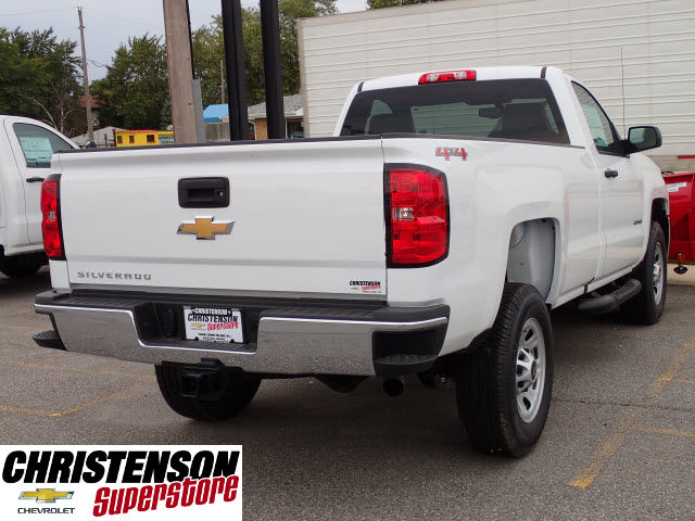 2016 Silverado 2500 Regular Cab 4x4, Pickup #61459 - photo 6