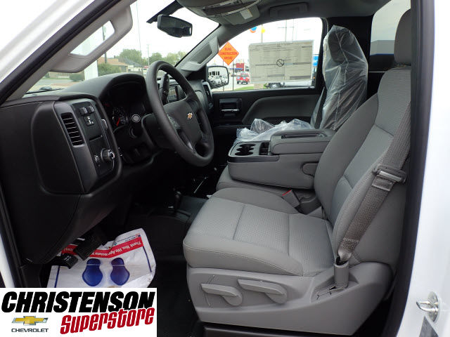 2016 Silverado 2500 Regular Cab 4x4, Pickup #61459 - photo 8