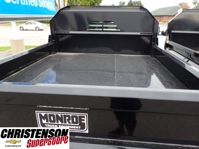 2016 Silverado 3500 Crew Cab 4x4, Dump Body #61484 - photo 7
