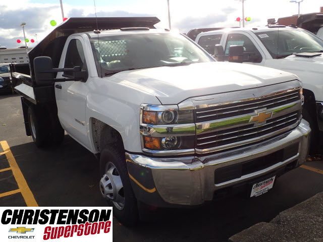 2016 Silverado 3500 Regular Cab 4x4, Knapheide Dump Body #61500 - photo 3