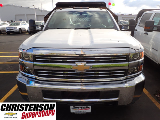 2016 Silverado 3500 Regular Cab 4x4, Knapheide Dump Body #61500 - photo 4