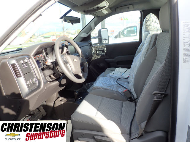 2016 Silverado 3500 Regular Cab 4x4, Knapheide Dump Body #61500 - photo 8