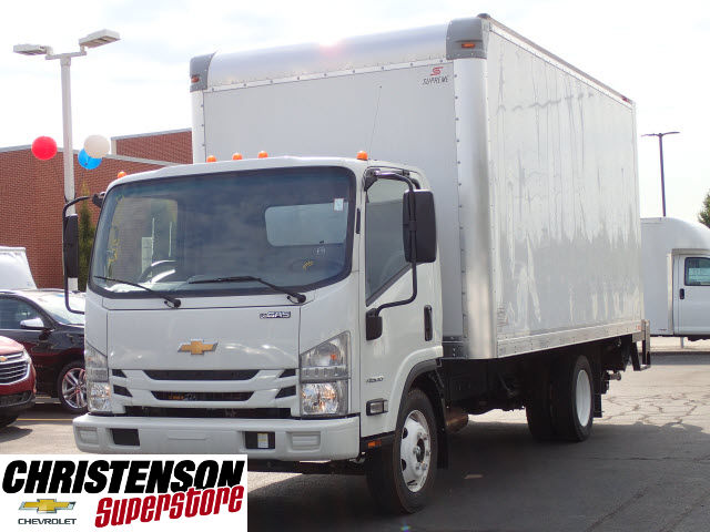 2016 LCF 4500 Regular Cab, Supreme Signature Van Dry Freight #61520 - photo 1