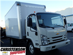 2016 Low Cab Forward Regular Cab, Supreme Signature Van Dry Freight #61585 - photo 3