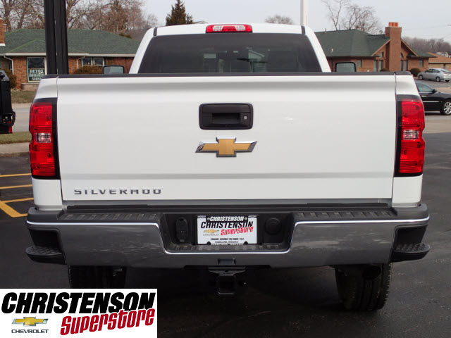 2017 Silverado 2500 Regular Cab 4x4, Pickup #70418 - photo 5