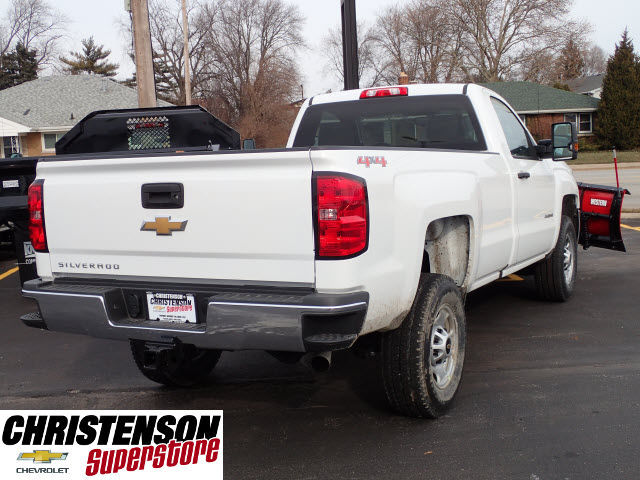 2017 Silverado 2500 Regular Cab 4x4, Pickup #70418 - photo 6