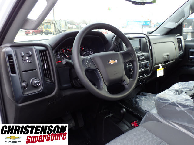 2017 Silverado 2500 Regular Cab 4x4, Pickup #70418 - photo 7