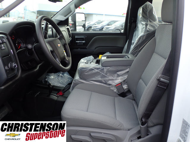 2017 Silverado 2500 Regular Cab 4x4, Pickup #70418 - photo 8