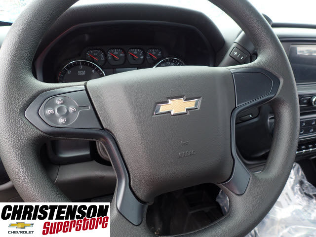 2017 Silverado 3500 Regular Cab 4x4, Reading Service Body #70666 - photo 10