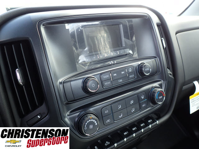 2017 Silverado 3500 Regular Cab DRW 4x4 Cab Chassis #70677 - photo 10