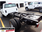 2017 Silverado 3500 Regular Cab DRW 4x4 Cab Chassis #70677 - photo 1