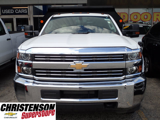 2017 Silverado 3500 Regular Cab, Monroe Dump Body #70715 - photo 4