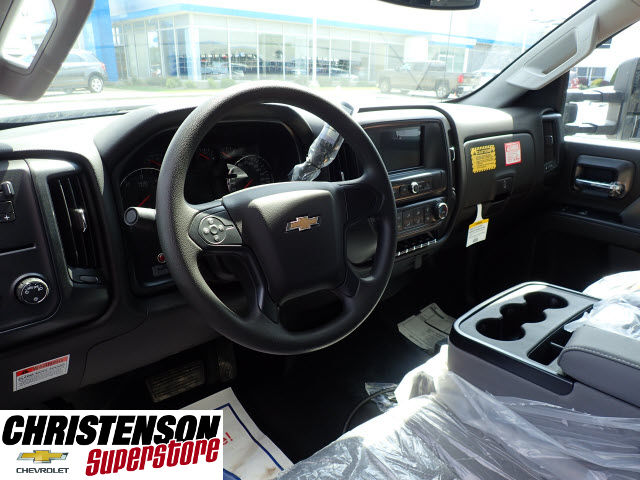 2017 Silverado 3500 Regular Cab, Monroe Dump Body #70715 - photo 7