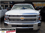 2017 Silverado 3500 Regular Cab DRW, Monroe MTE-Zee Dump Dump Body #70715 - photo 4