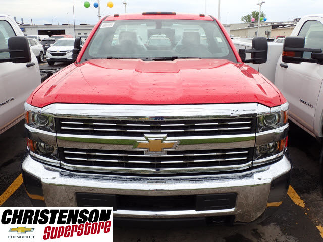 2017 Silverado 3500 Regular Cab DRW Cab Chassis #70723 - photo 4