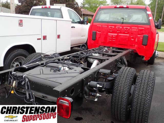 2017 Silverado 3500 Regular Cab DRW Cab Chassis #70723 - photo 5