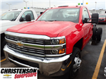 2017 Silverado 3500 Regular Cab DRW Cab Chassis #70723 - photo 1