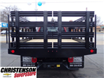 2017 Silverado 3500 Regular Cab DRW, Monroe Work-A-Hauler II Platform Stake Bed #70723 - photo 5