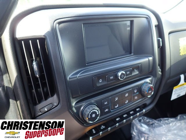 2017 Silverado 3500 Regular Cab DRW 4x4, Monroe MTE-Zee Dump Dump Body #70833 - photo 10