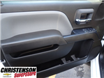2017 Silverado 3500 Regular Cab DRW 4x4, Monroe MTE-Zee Dump Dump Body #70833 - photo 9