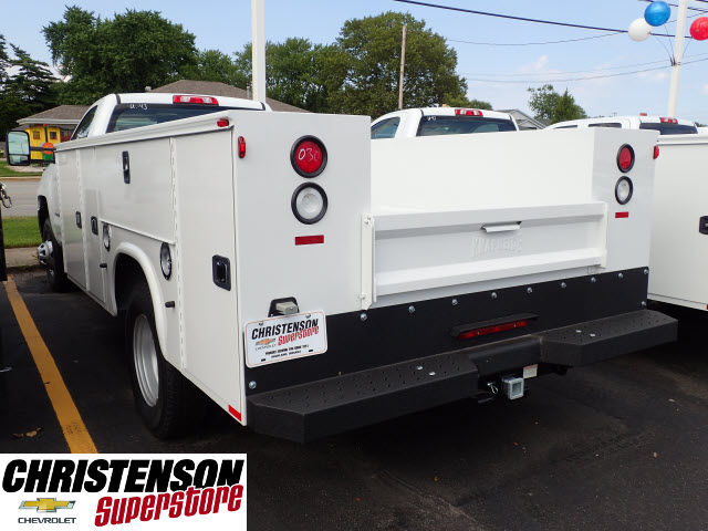 2017 Silverado 3500 Regular Cab 4x4, Knapheide Service Body #70848 - photo 2