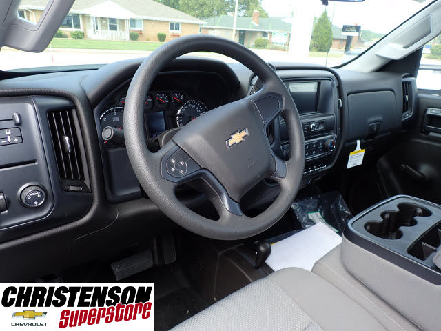 2017 Silverado 3500 Regular Cab 4x4, Knapheide Service Body #70848 - photo 7