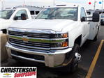 2017 Silverado 3500 Regular Cab 4x4, Knapheide Service Body #70848 - photo 1