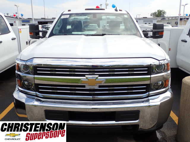2017 Silverado 3500 Regular Cab 4x4, Knapheide Service Body #70849 - photo 4