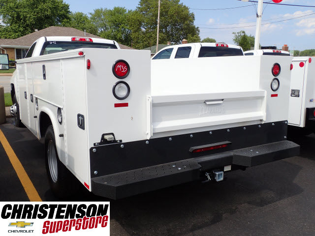 2017 Silverado 3500 Regular Cab 4x4, Knapheide Service Body #70849 - photo 2