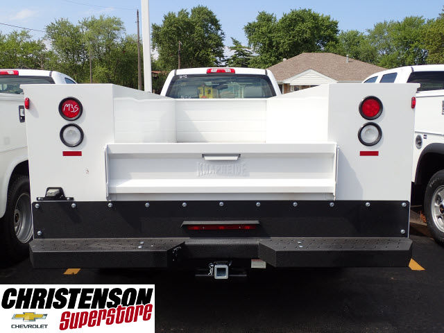 2017 Silverado 3500 Regular Cab 4x4, Knapheide Service Body #70849 - photo 5