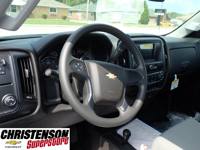 2017 Silverado 3500 Regular Cab 4x4, Knapheide Service Body #70849 - photo 7
