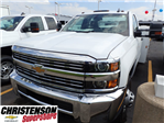 2017 Silverado 3500 Regular Cab 4x4, Knapheide Service Body #70849 - photo 1